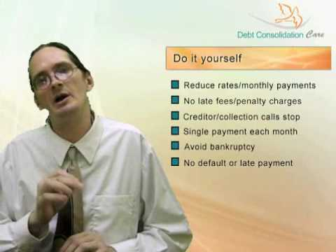 debt management youtube video thumbnail