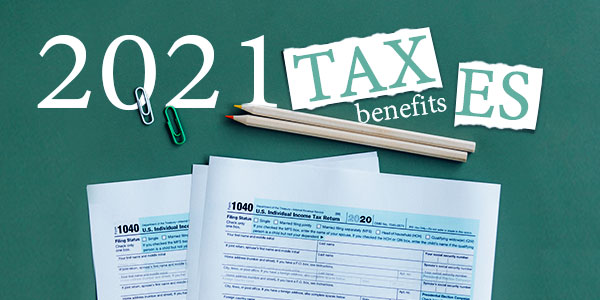 10 Ways the tax season can look different in 2021