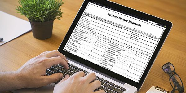 What is a personal finance statement and how to prepare one