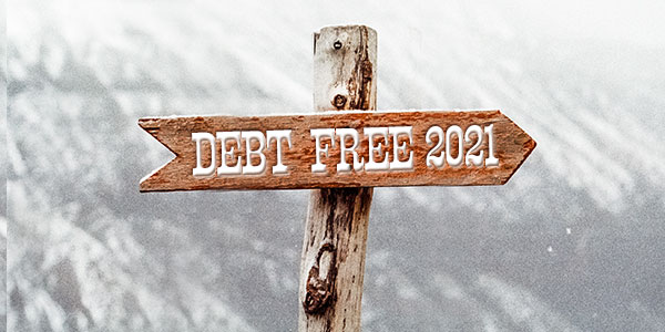 Are you paying off debt the right way in 2021?