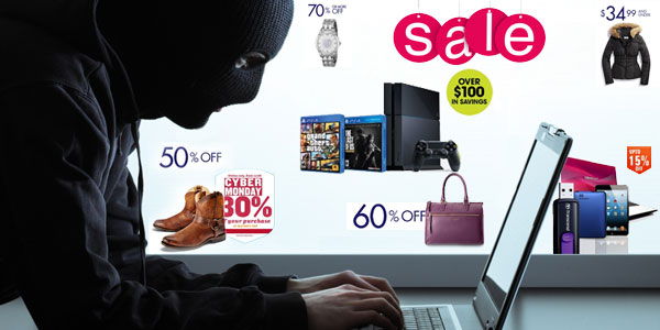 Cyber Monday shopping: Antidote to ward-off web imposters