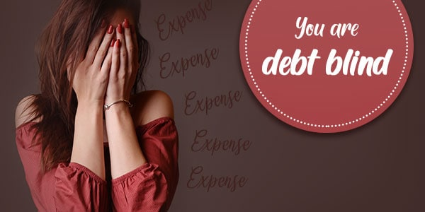 Everyone has debt mentality: How to reject that and repay debt