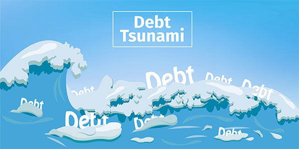 How Debt Tsunami can help you to pay off your debts