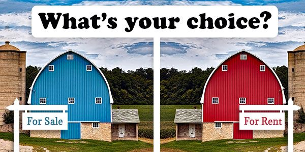 Renting or buying - Which is the best option for you?