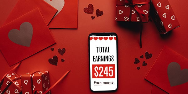 V-Day: Why it's a waste of money and how to make it an earning day