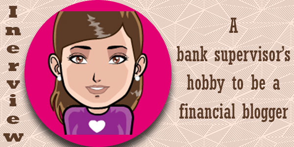 Interview: of Mrs. Money: A bank supervisor's hobby made her a financial blogger