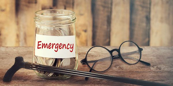 How much emergency fund will help you to retire early?