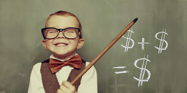 Back to school season - The time to make a kid financially prudent