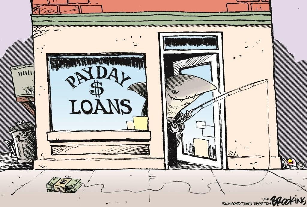 Payday loans illegal in North Carolina