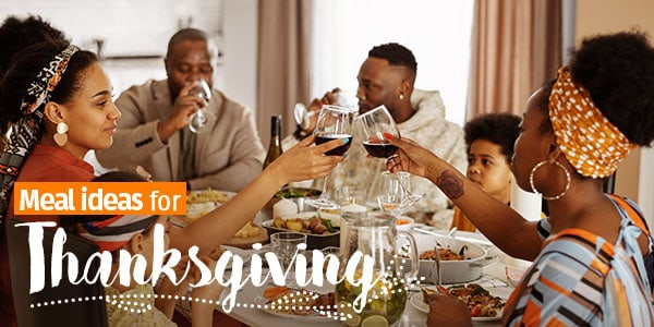 Thanksgiving Day: How to eat nutritious food and serve a sumptuous meal