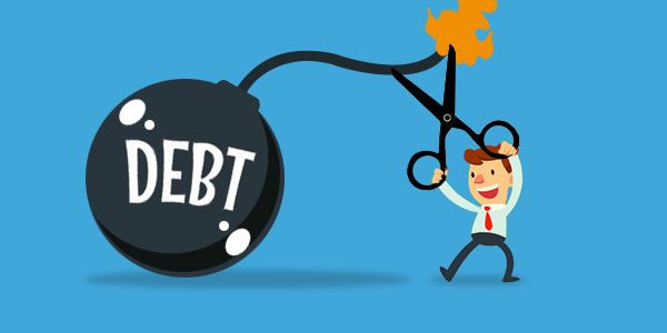Tips for managing debts to become debt free in 1 year