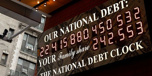 Importance of debt, and how it fuels The Market!