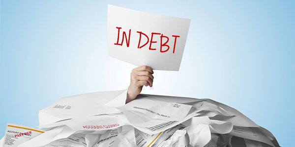 You or debt? Who should control your life?