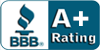 BBB (A+) logo for DebtCC